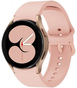 """Rožinis apyrankė Samsung Galaxy Watch 4 40 / 42 / 44 / 46 mm laikrodžiui """"Tech-Protect Iconband"""""""