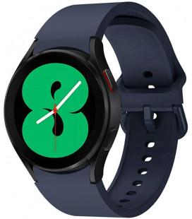 """Tamsiai mėlyna apyrankė Samsung Galaxy Watch 4 40 / 42 / 44 / 46 mm laikrodžiui """"Tech-Protect Iconband"""""""
