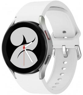"""Balta apyrankė Samsung Galaxy Watch 4 40 / 42 / 44 / 46 mm laikrodžiui """"Tech-Protect Iconband"""""""