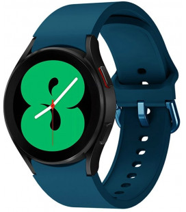 "Mėlyna (Electic) apyrankė Samsung Galaxy Watch 4 40 / 42 / 44 / 46 mm laikrodžiui ""Tech-Protect Iconband"""
