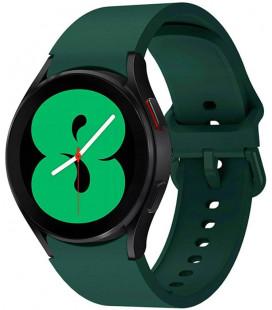 """Žalia apyrankė Samsung Galaxy Watch 4 40 / 42 / 44 / 46 mm laikrodžiui """"Tech-Protect Iconband"""""""