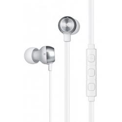 """Originalios baltos LG stereo HF ausinės 3,5mm """"Quadbeat HSS-F530"""""""