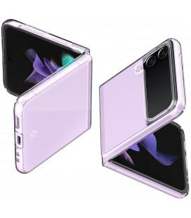 "Skaidrus dėklas Samsung Galaxy Z Flip 3 telefonui ""Spigen Airskin"""