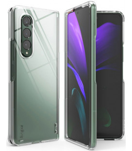 """Skaidrus dėklas Samsung Galaxy Z Fold 3 telefonui """"Ringke Slim"""""""