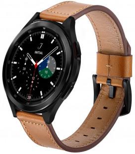 """Ruda apyrankė Samsung Galaxy Watch 4 40 / 42 / 44 / 46mm laikrodžiui """"Tech-Protect Herms"""""""