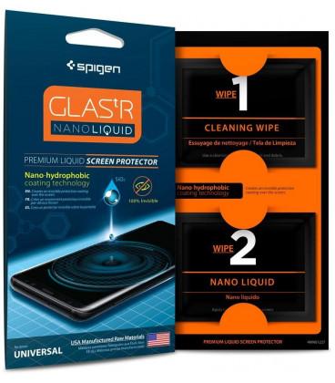 "NANO ekrano apsauga ""Spigen Glas.TR Nano Liquid"""