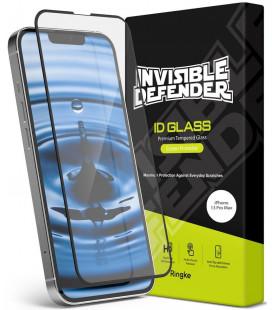 """Apsauginis grūdintas stiklas Apple iPhone 13 Pro Max telefonui """"Ringke ID FC Glass"""""""