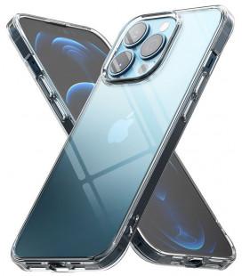 """Skaidrus dėklas Apple iPhone 13 Pro telefonui """"Ringke Fusion"""""""