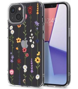 """Dėklas su gėlėmis Apple iPhone 13 Mini telefonui """"Spigen Cyrill Cecile Flower Garden"""""""