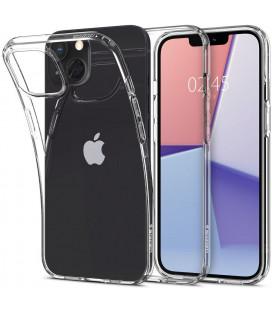 """Skaidrus dėklas Apple iPhone 13 Mini telefonui """"Spigen Liquid Crystal"""""""