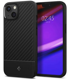 "Juodas dėklas Apple iPhone 13 Mini telefonui ""Spigen Core Armor"""