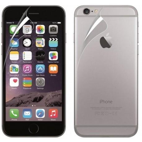 Apsauginės ekrano plėvelės iPhone 6 telefonui (Priekiui ir galui)