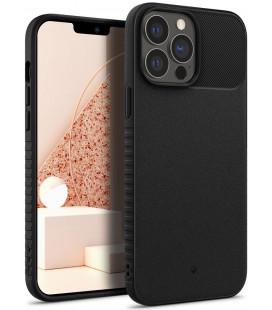 "Juodas dėklas Apple iPhone 13 Pro Max telefonui ""Caseology Vault"""