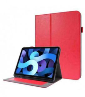 Dėklas Folding Leather Lenovo Tab M10 Plus 10.3 X606 raudonas