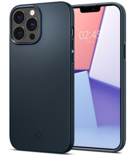 "Pilkas dėklas Apple iPhone 13 Pro Max telefonui ""Spigen Thin Fit"""