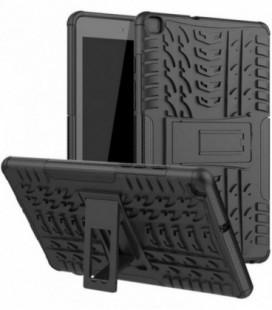 Dėklas Shock-Absorption Samsung T510/T515 Tab A 10.1 2019 juodas
