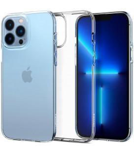"""Skaidrus dėklas Apple iPhone 13 Pro telefonui """"Spigen Liquid Crystal"""""""
