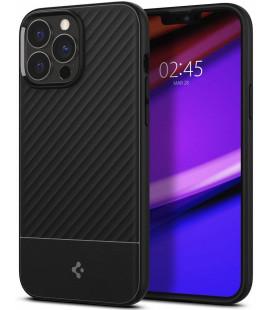 "Juodas dėklas Apple iPhone 13 Pro Max telefonui ""Spigen Core Armor"""