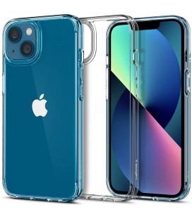 """Skaidrus dėklas Apple iPhone 13 telefonui """"Spigen Ultra Hybrid"""""""