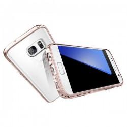 Skaidrus plonas 0,3mm silikoninis dėklas Samsung Galaxy J5 2016 telefonui