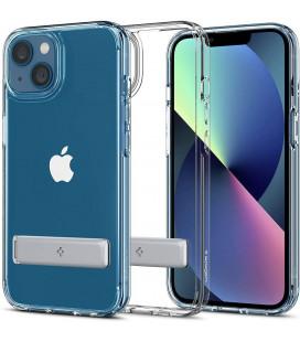 """Skaidrus dėklas Apple iPhone 13 telefonui """"Spigen Ultra Hybrid S"""""""