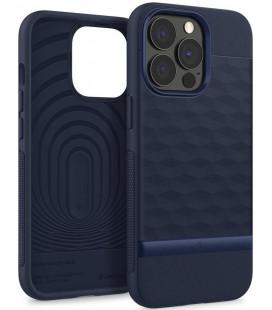 "Mėlynas dėklas Apple iPhone 13 Pro Max telefonui ""Caseology Parallax"""