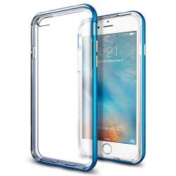 "Mėlynas dėklas Apple iPhone 6/6s telefonui ""Spigen Neo Hybrid EX"""