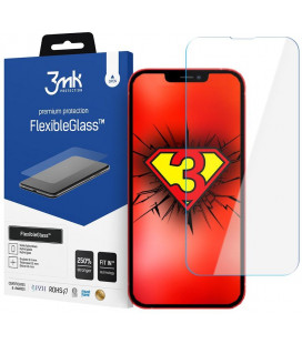 "Ekrano apsauga Apple iPhone 13 Pro Max telefonui ""3MK Flexible Glass"""