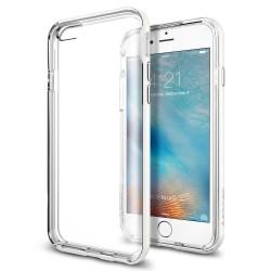 "Baltas dėklas Apple iPhone 6/6s telefonui ""Spigen Neo Hybrid EX"""