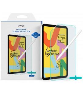"Apsauginė ekrano plėvelės Apple iPad Mini 6 2021planšetei ""ESR Paper Feel"""