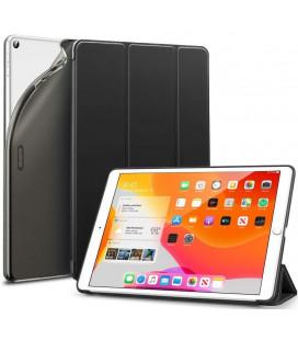 """Juodas atverčiamas dėklas Apple iPad 10.2 2019 / 2020 / 2021 planšetei """"ESR Rebound"""""""