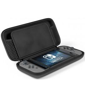 """Juodas dėklas Nintendo Switch / Switch oLed žaidimų kompiuteriui """"Tech-Protect Hardpouch"""""""