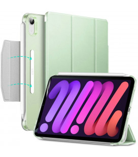 """Šviesiai žalias atverčiamas dėklas Apple iPad Mini 6 2021 planšetei """"ESR Ascend Trifold"""""""