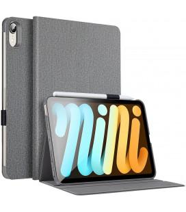 """Pilkas atverčiamas dėklas Apple iPad Mini 6 2021 planšetei """"ESR Urban Premium"""""""