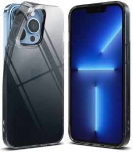 """Juodas dėklas Apple iPhone 13 Pro Max telefonui """"Ringke Air"""""""