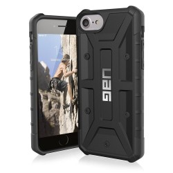 "Juodas dėklas Apple iPhone 7/6s telefonui ""UAG - Urban Armor Gear"""