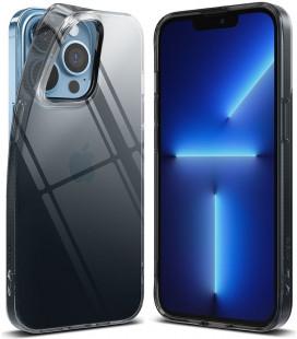 """Juodas dėklas Apple iPhone 13 Pro telefonui """"Ringke Air"""""""