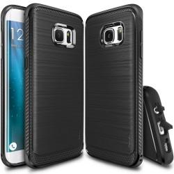 """Juodas dėklas Samsung Galaxy S7 Edge G935F telefonui """"Ringke Onyx"""""""