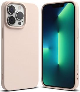 """Smėlio spalvos dėklas Apple iPhone 13 Pro telefonui """"Ringke Air S"""""""