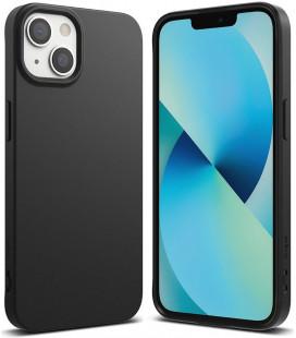 """Juodas dėklas Apple iPhone 13 telefonui """"Ringke Air S"""""""