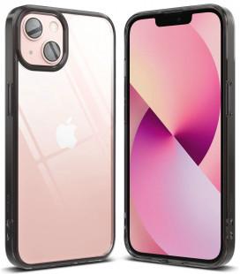 """Juodas dėklas Apple iPhone 13 Mini telefonui """"Ringke Fusion"""""""