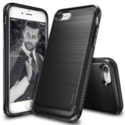 """Juodas dėklas Apple iPhone 7 telefonui """"Ringke Onyx"""""""