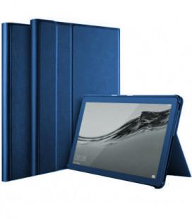 Dėklas Folio Cover Huawei MediaPad T3 10.0 tamsiai mėlynas
