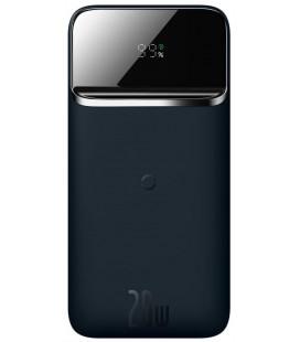 "Mėlyna išorinė baterija 10000mAh 20w ""BASEUS PPMT-03 20W Magnetic Magsafe"""