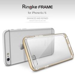 """Juodas silikoninis """"Glossy"""" Apple iPhone 6/6s dėklas"""