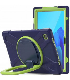 "Mėlynas/žalias dėklas Samsung Galaxy A7 10.4 T500 / T505 planšetei ""Tech-Protect X-Armor"""