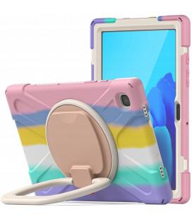 "Spalvotas dėklas Samsung Galaxy A7 10.4 T500 / T505 planšetei ""Tech-Protect X-Armor"""