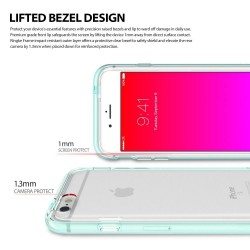 """Auksinės spalvos silikoninis dėklas Huawei P9 telefonui """"Mirror"""""""