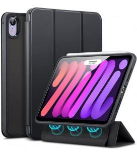 """Juodas atverčiamas dėklas Apple iPad Mini 6 2021 planšetei """"ESR Rebound Hybrid"""""""