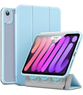 """Mėlynas atverčiamas dėklas Apple iPad Mini 6 2021 planšetei """"ESR Rebound Hybrid"""""""